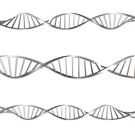 raytrace: DNA strands