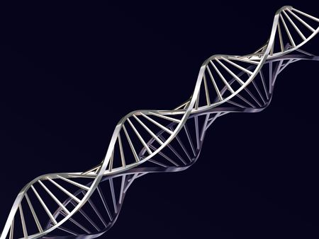 DNA strands Stock Photo - 466622