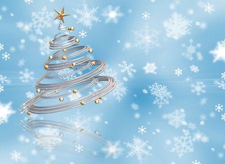 Christmas background Stock Photo - 492673