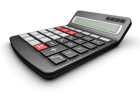 multiplicar: 3D de hacer una calculadora