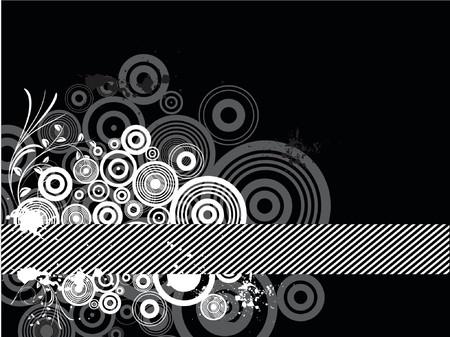 Abstract grunge - vector Stock Vector - 594544