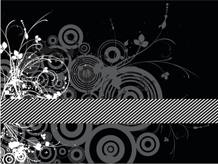 grunge vector: Abstract grunge - vector