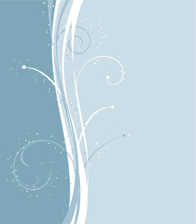 Decorative abstract - vector Illustration