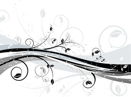 Decorative abstract - vector Stock Vector - 825991
