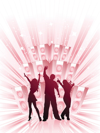 Play that music - vector Stock Vector - 866653