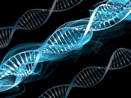 cromosoma: Resumen de antecedentes de ADN