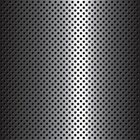 Metal textured background Stock Vector - 4770390