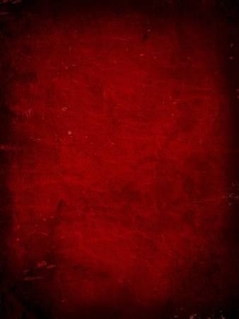 grunge: Red grunge background - ideal for use for Valentines Day