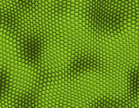reptiles: Seamless tile background with a lizard skin effect Stock Photo
