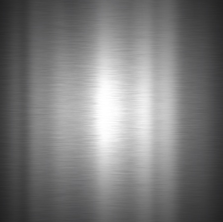 metal texture: Background with a brushed metal texture