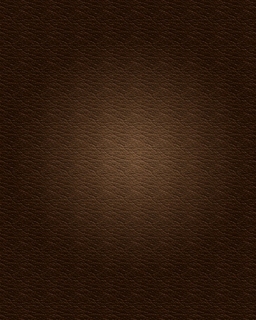 brown leather texture: Abstract background with a brown leather texture Stock Photo