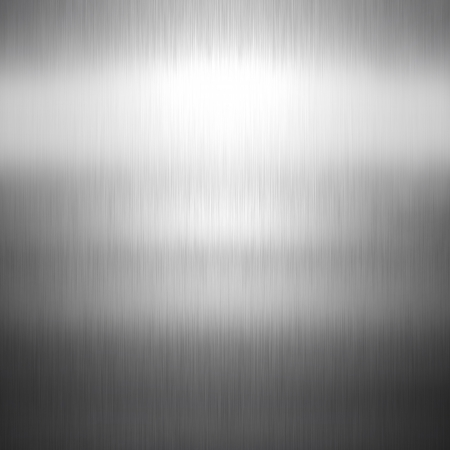 METAL BACKGROUND: Shiny background with brushed metal design