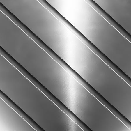 shiny metal: Shiny abstract metal bars background  Stock Photo