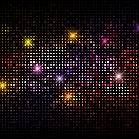 neon lights: Abstract background with a disco lights design