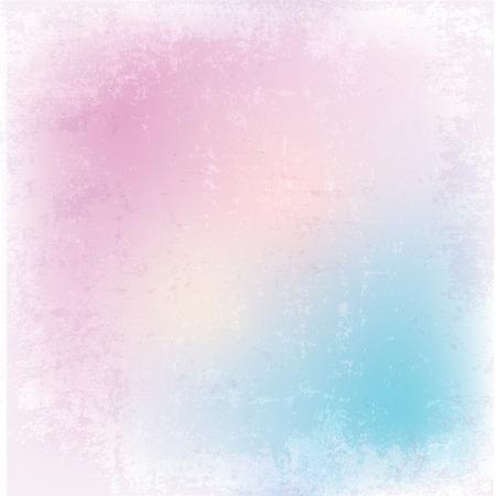 Gedetailleerde grunge achtergrond met pastel kleuren Stockfoto