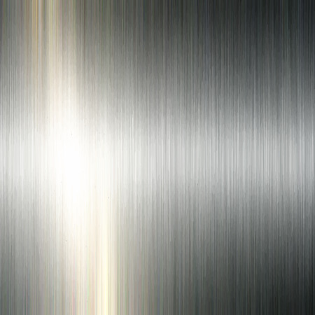 brushed metal: Detailed background with a brushed metal texture