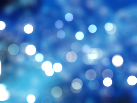 bokeh background: Christmas background with bokeh lights effect