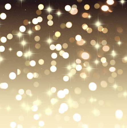 bokeh lights: Christmas background with bokeh lights