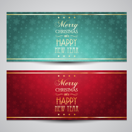 christmas backgrounds: Decorative Christmas backgrounds with snowflake designs