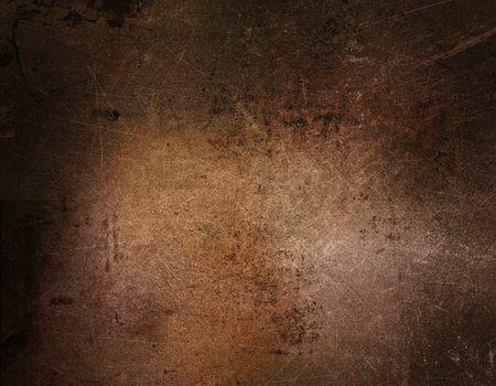 rusty: Detailed background with grunge rusty effect