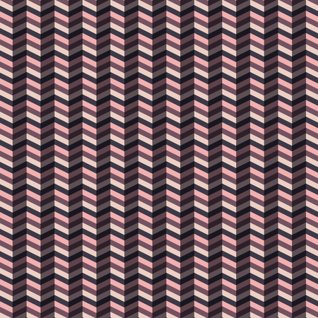 zag: Retro styled background with zig zag pattern Stock Photo
