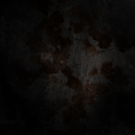 eroded: Grunge style rusty metal background