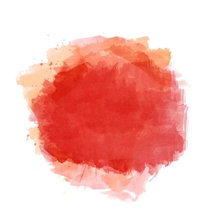 arty: Detailed background with watercolor design