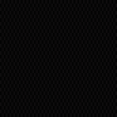 carbon fibre: Abstract background with dark square pattern