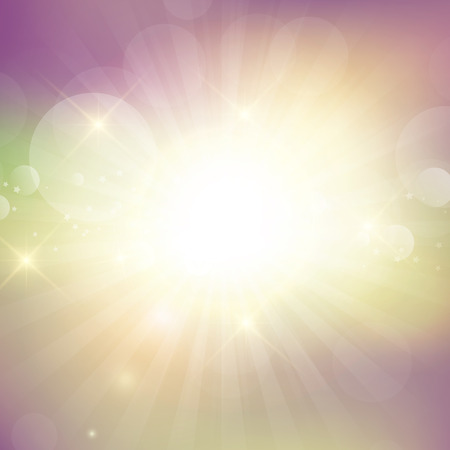 coloured background: Pastel coloured background with stars