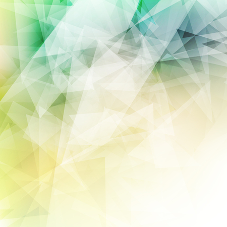 Abstract design: Abstract background with a low poly background Stock Photo