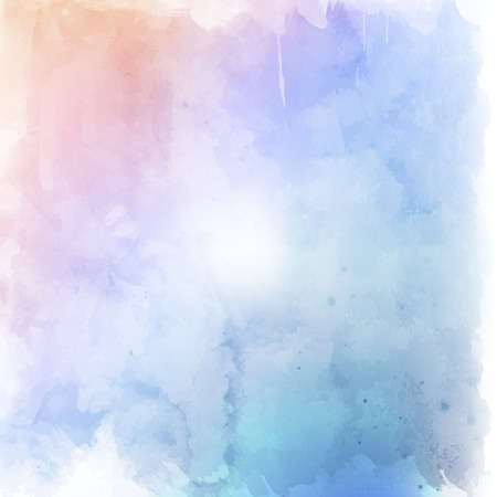 splatter paint: Pastel grunge watercolor style texture background