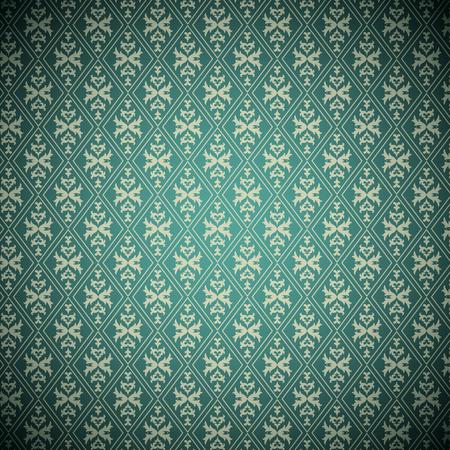 vintage background: Vintage style patterned background