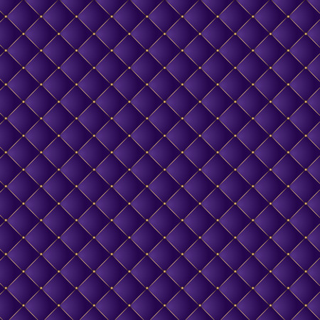 quilted: Purple luxurious background with quilted design