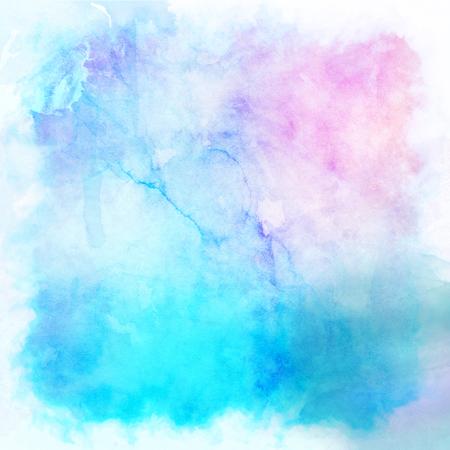 水彩テクスチャ グランジ スタイルの背景