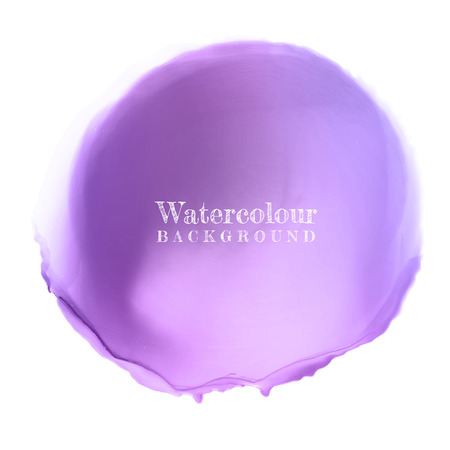 Abstract background with a dripping watercolour texture Stock Photo