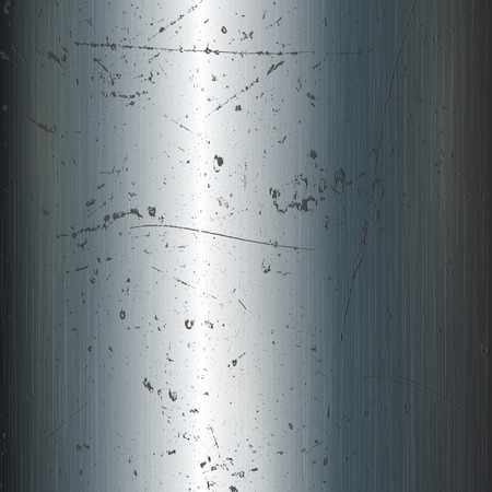 Grunge metal background wtih scratched surface