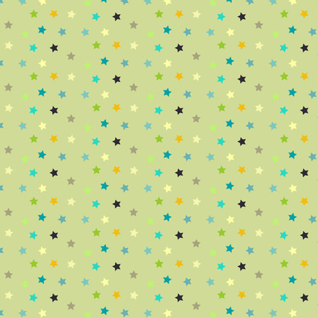 Abstract background with a star pattern