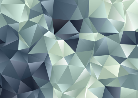 Abstract background with a low poly design Imagens