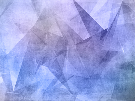 Grunge style background with a low poly design