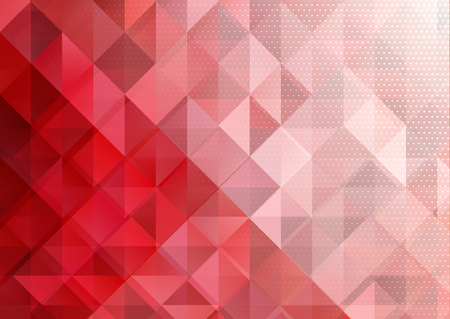 Abstract background with a low poly geometric design Imagens