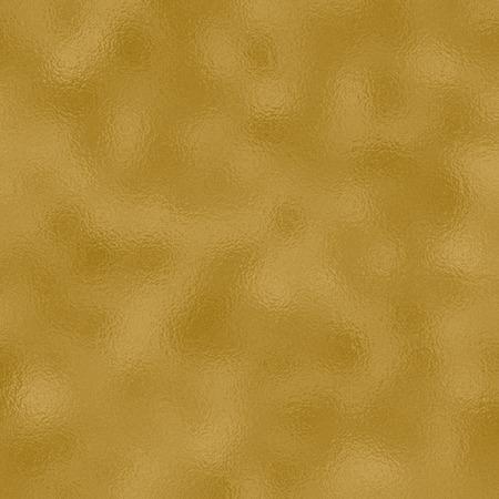 Metallic background with a gold foil texture Banco de Imagens