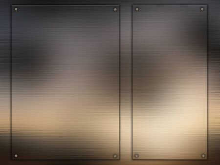Abstract background with a metal plate texture Stock fotó