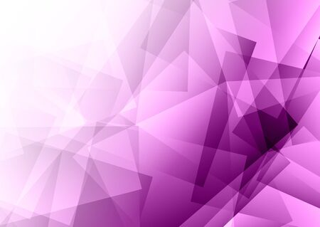 Abstract background with a low poly design Foto de archivo - 130054470