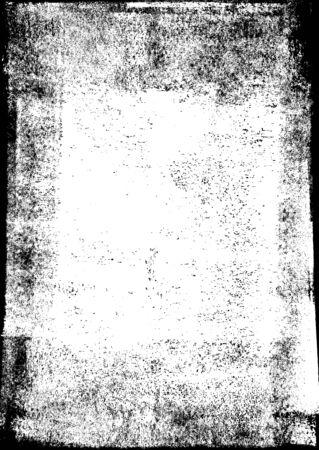 Detailed grunge texture overlay background