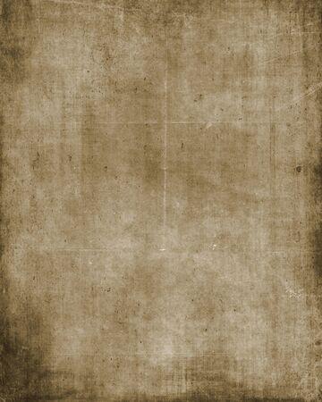 Grunge style texture background with stains and creases