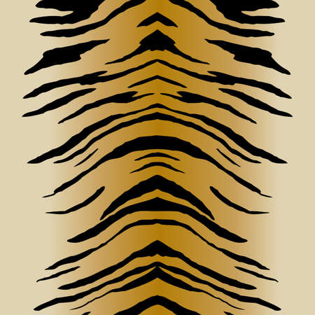 Abstract background with a tiger stripes pattern