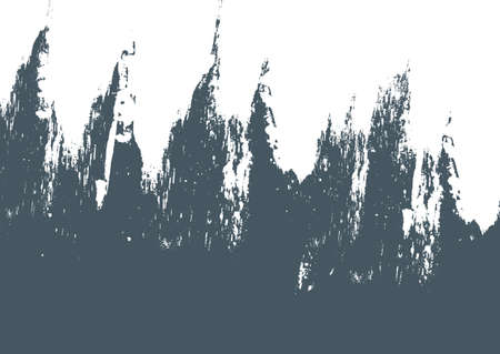Abstract background with a grunge paint stroke design