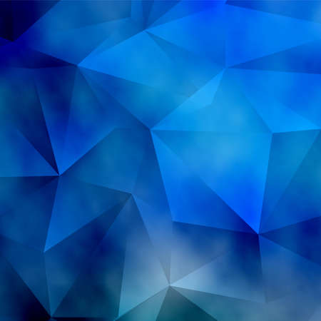 Abstract grunge backround with a low poly design 向量圖像