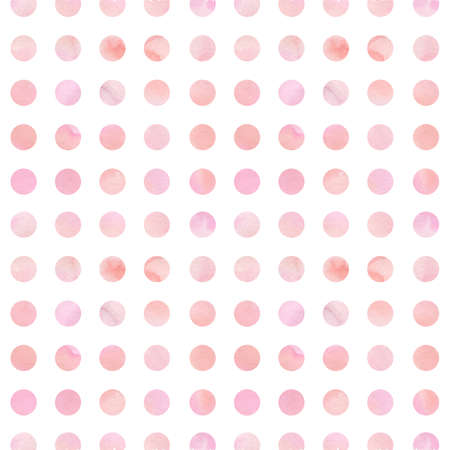 Abstract background with a watercolour spotted pattern