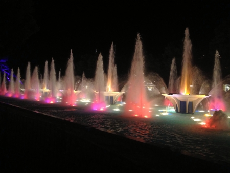 water fountain Reklamní fotografie